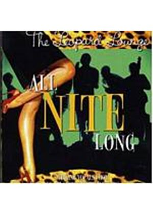 Various Artists - The Leopard Lounge Presents: All Nite Long - Swinging Vocals (Music CD)