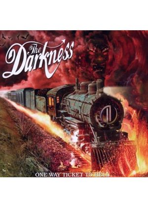 The Darkness - One Way Ticket To Hell And Back (Music CD)