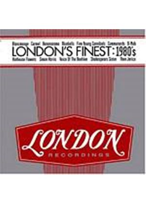 Various Artists - Londons Finest - The Platinum Collection (Music CD)
