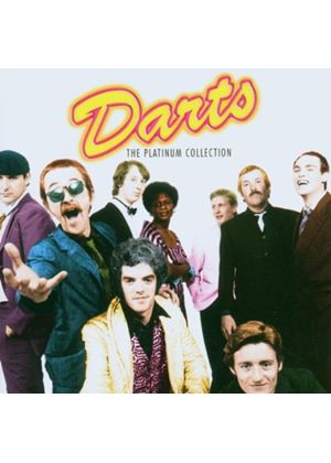 Darts - The Platinum Collection (Music CD)