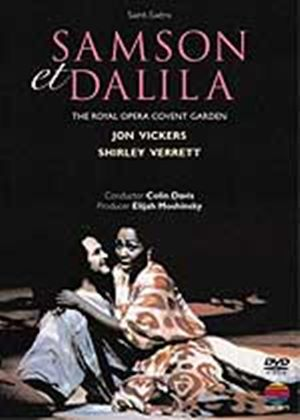 Samson Et Dalila - The Royal Opera