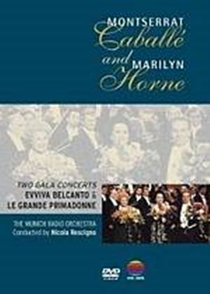 Montserrat Caballe And Marilyn Horne - In Concert