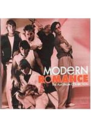 Modern Romance - The Platinum Collection (Music CD)