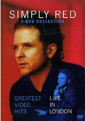 Simply Red - Live In London/Greatest Hits (Two Discs) (Box Set)