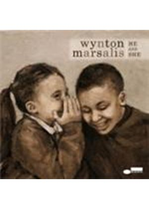 Wynton Marsalis - He And She (Music CD)