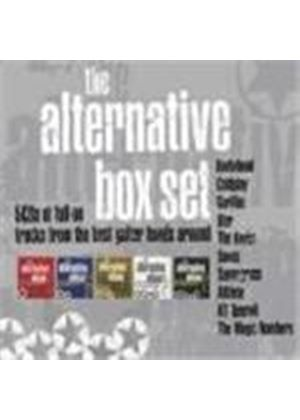 Various Artists - The Alternative Album Box Set (5CD)