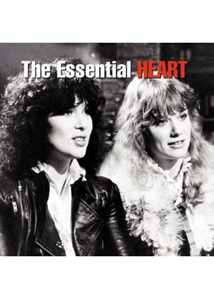 Heart - The Essential (2 CD) (Music CD)