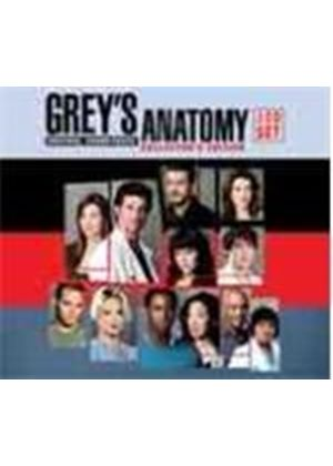Original TV Soundtrack - Grey's Anatomy Original Soundtrack (3CD Box Set) (Music CD)