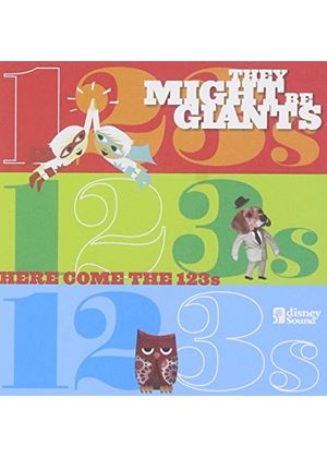 They Might Be Giants - Here Come The 123s (CD + DVD) [Enhanced]