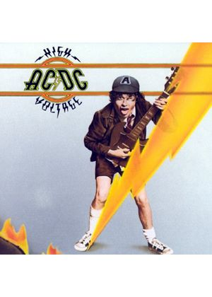 AC/DC - High Voltage (Music CD)
