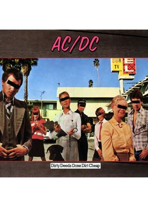 AC/DC - Dirty Deeds Done Dirt Cheap (Remastered) (Music CD)
