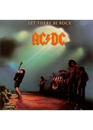 AC/DC - Let There Be Rock (Music CD)