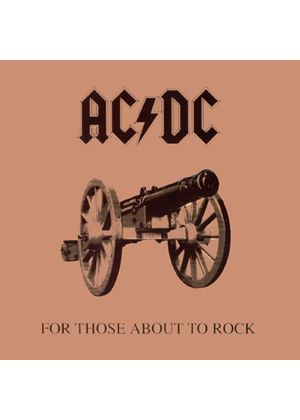 AC/DC - For Those About to Rock (We Salute You) (Music CD)
