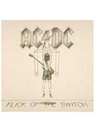 AC/DC - Flick Of The Switch (Music CD)