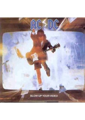 AC/DC - Blow Up Your Video (Music CD)