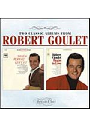 Robert Goulet - Two Of Us/Begin To Love (Music CD)