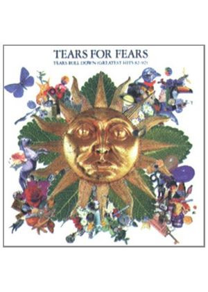 Tears For Fears - Tears Roll Down (Greatest Hits 1982 - 1992) (Music CD)