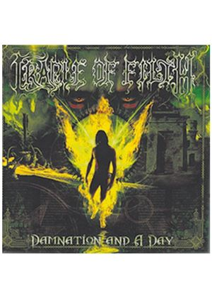 Cradle Of Filth - Damnation And A Day (Music CD)