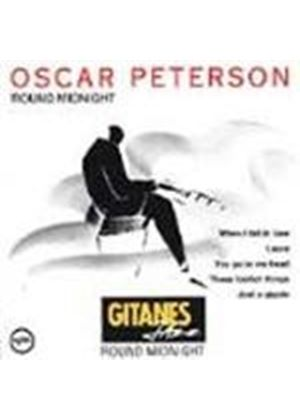 Oscar Peterson - Gitanes Jazz 'round Midnight