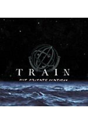 Train - My Private Nation (Music CD)