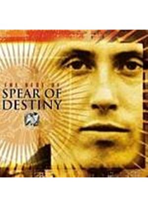 Spear Of Destiny - Best Of (Music CD)