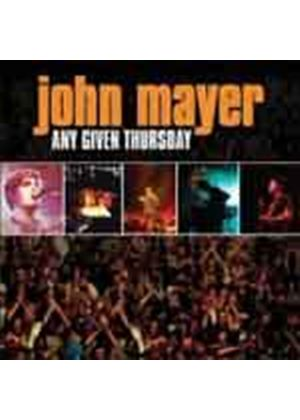 John Mayer - Any Given Thursday (Music CD)