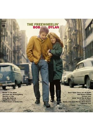 Bob Dylan - The Freewheelin Bob Dylan (Music CD)