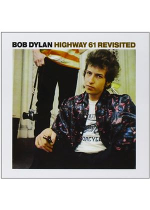 Bob Dylan - Highway 61 Revisited (Music CD)