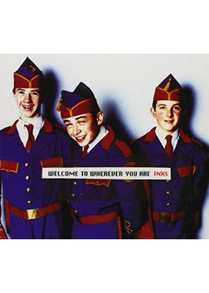 INXS - Welcome To Wherever You Are (Music CD)