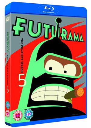 Futurama: Season 5 (Blu-Ray)