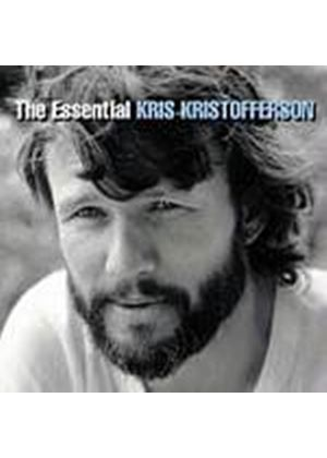 Kris Kristofferson - The Essential Kris Kristofferson (Music CD)