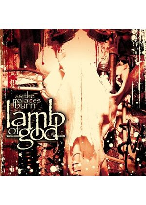 Lamb Of God - As The Palaces Burn (Music CD)