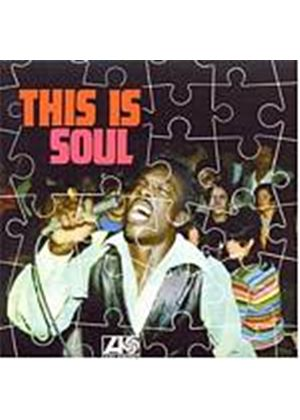 Various Artists - This Is Soul (Remastered & Expanded) (Music CD)