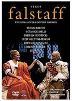 Falstaff - Giuseppe Verdi - The Royal Opera House  Covent Garden