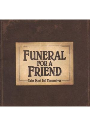 Funeral For A Friend - Tales Dont Tell Themselves (Music CD)