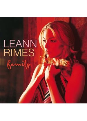 LeAnn Rimes - Family (Music CD)