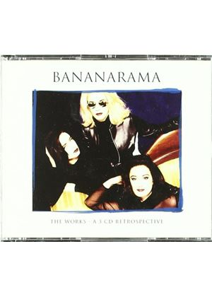 Bananarama - The Works (3 CD) (Music CD)