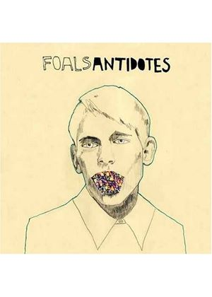 Foals - Antidotes (Music CD)