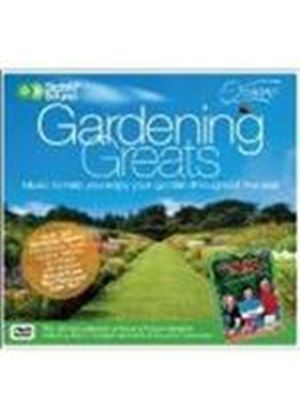 Various Artists - Gardening Greats (+ DVD)