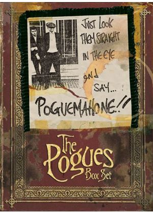 Pogues - The Pogues - Just Look Them Straight In The Eye And Say... Pogue Mahone (5 CD Boxset) (Music CD)