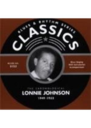 Lonnie Johnson - Classics 1949-1952