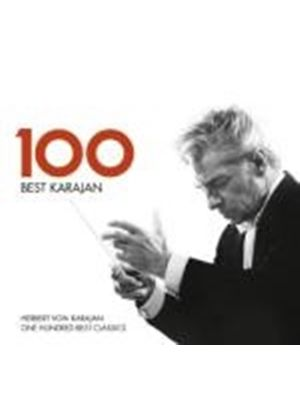 Herbert von Karajan - 100 Best Karajan (6 CD Boxset) (Music CD)