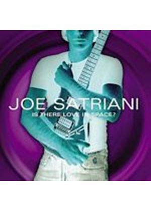 Joe Satriani - Is There Love In Space? (Music CD)