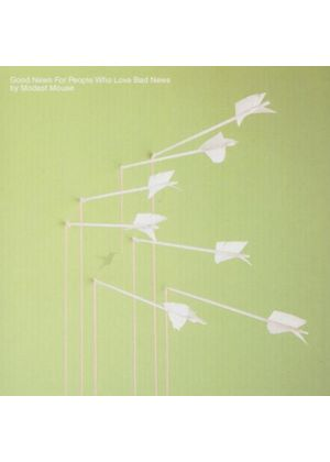 Modest Mouse - Good News For People Who Love Bad News (Music CD)