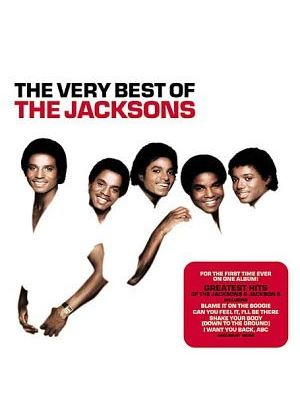 The Jacksons/The Jackson 5 - The Jacksons - The Very Best Of The Jackson 5 (Music CD)