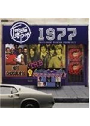 Various Artists - Top Of The Pops 1977 (Music CD)