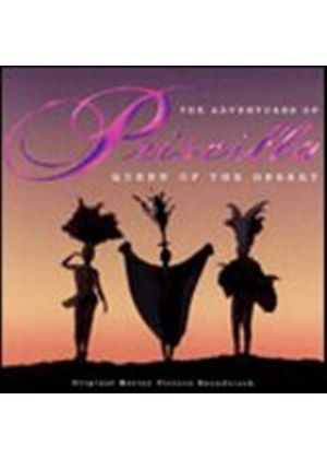 Original Soundtrack - The Adventures Of Priscilla Queen Of The Desert (Music CD)