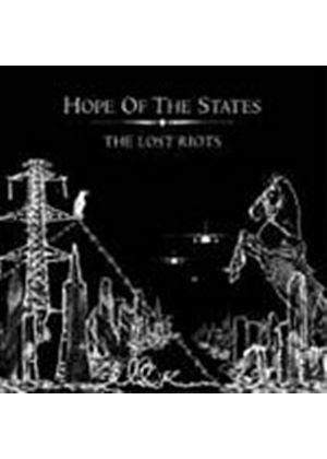 Hope Of The States - The Lost Riots (Music CD)