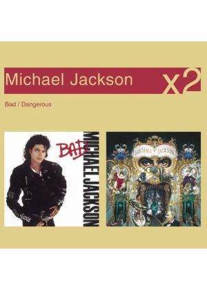 Michael Jackson - Bad/Dangerous (2 CD) (Music CD)