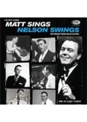 Matt Monro/Nelson Riddle - Matt Sings And Nelson Swings
